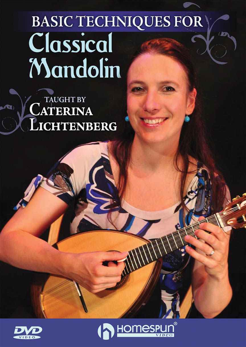 Product Cover for Basic Techniques of Classical Mandolin