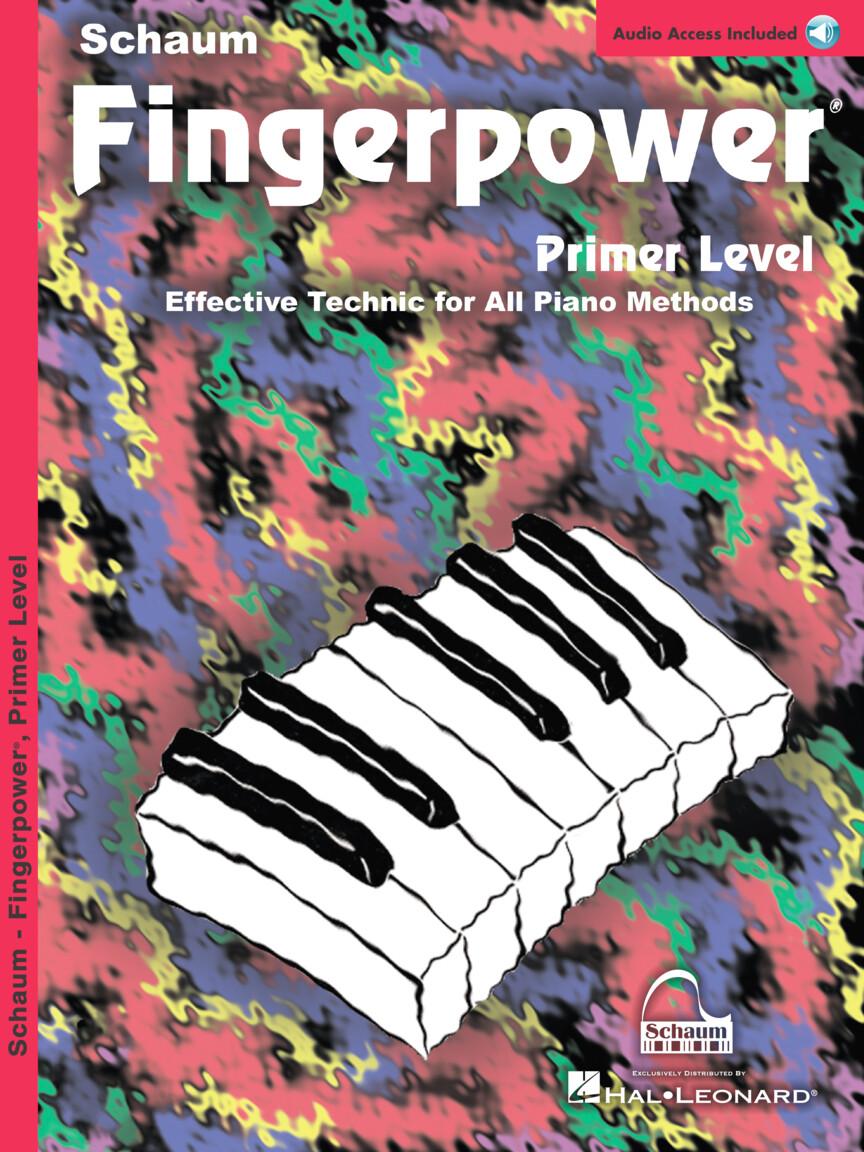 Product Cover for Fingerpower® – Primer Level