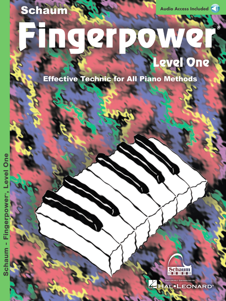Product Cover for Fingerpower® – Level 1