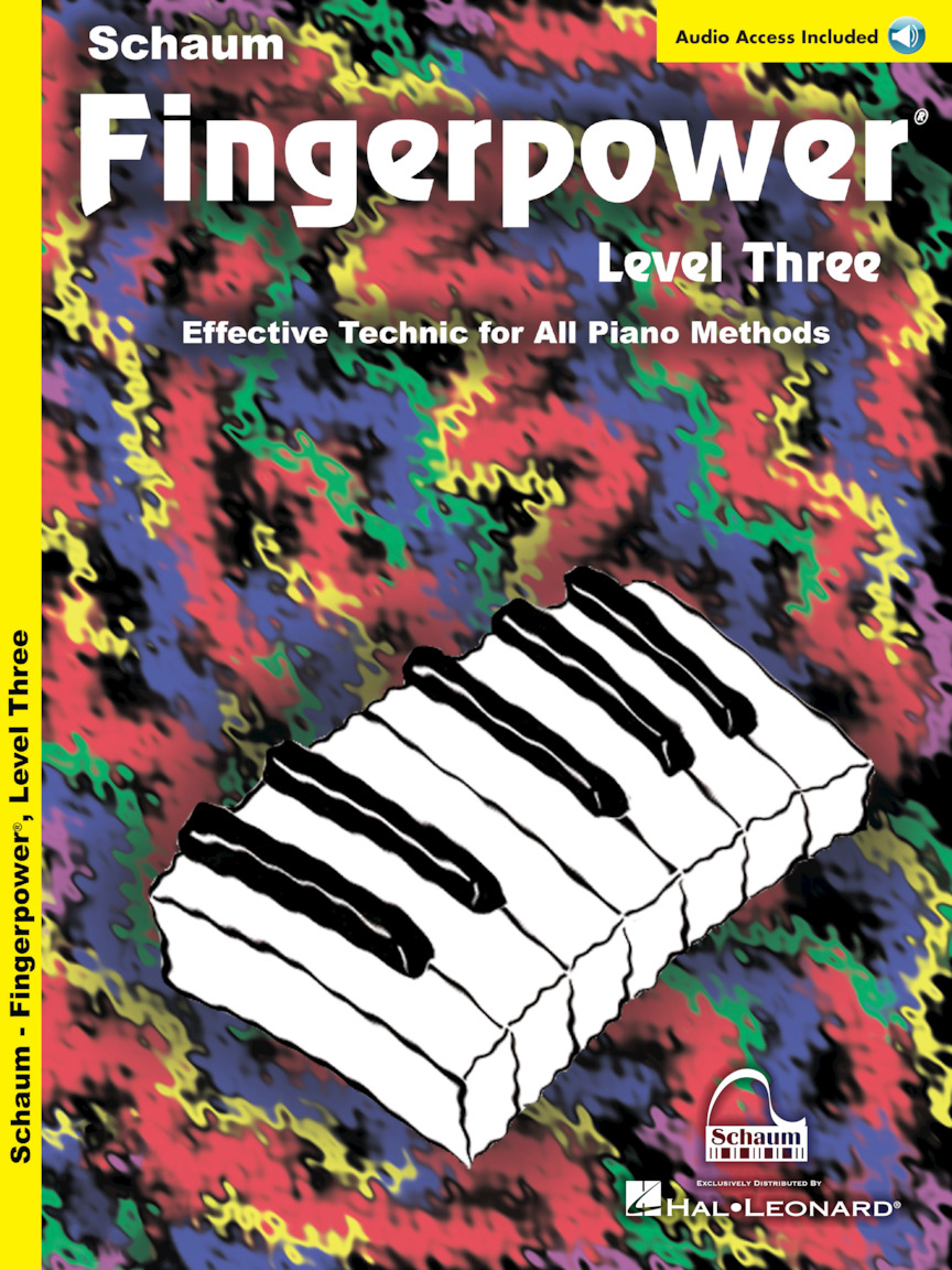 Product Cover for Fingerpower® – Level 3