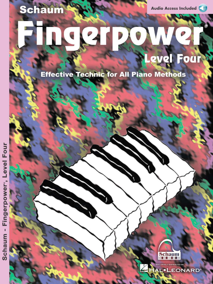 Product Cover for Fingerpower® – Level 4