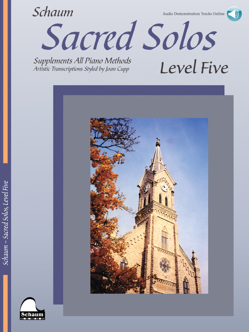 Product Cover for Sacred Solos – Level Five