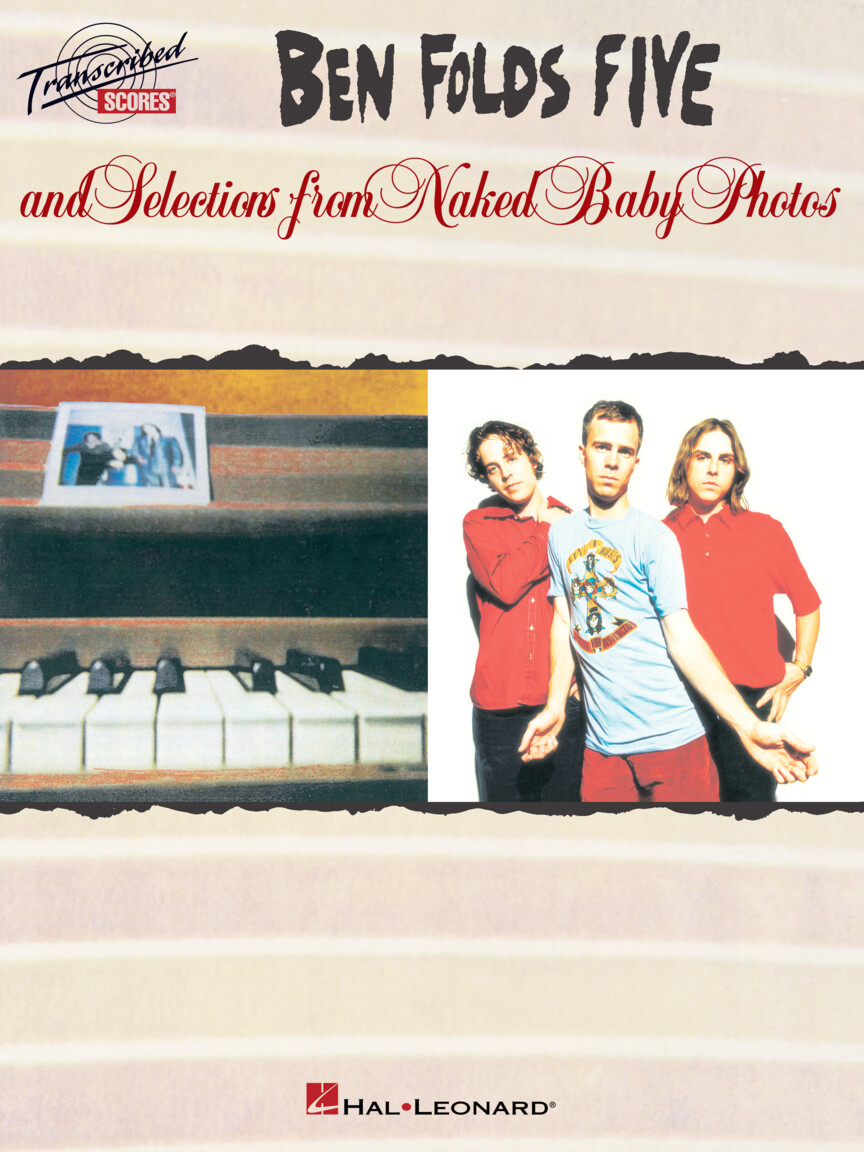 Product Cover for Ben Folds Five and Selections from Naked Baby Photos