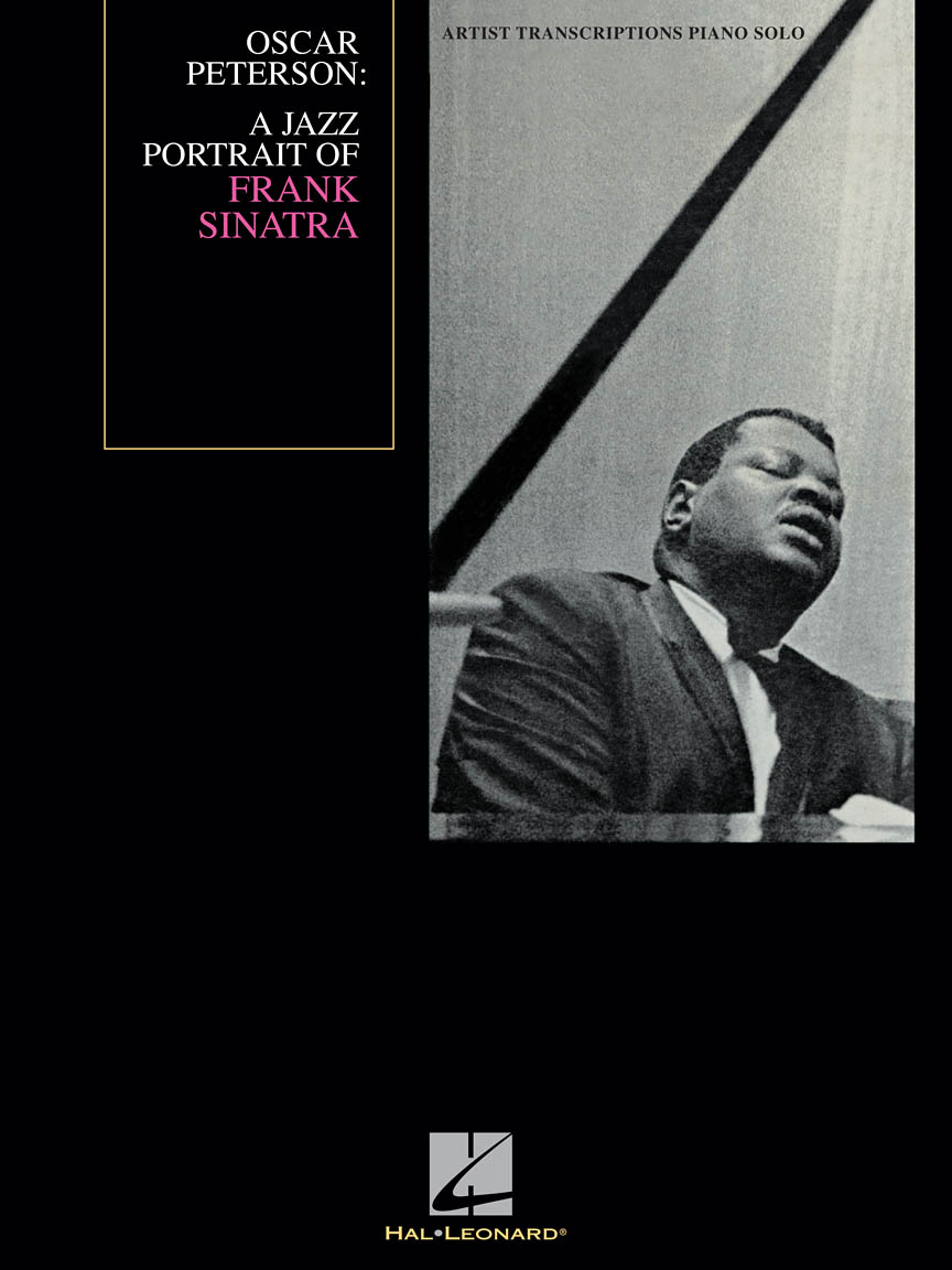 Product Cover for Oscar Peterson – A Jazz Portrait of Frank Sinatra