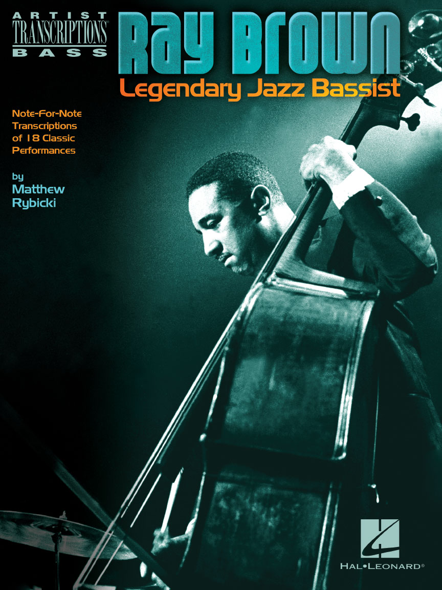 Product Cover for Ray Brown – Legendary Jazz Bassist