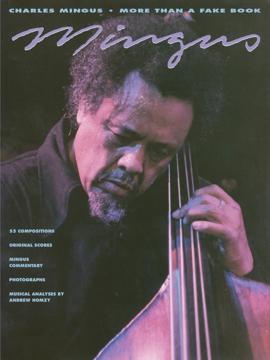 Product Cover for Charles Mingus – More Than a Fake Book