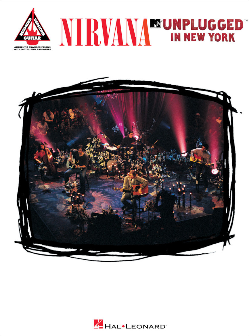 Product Cover for Nirvana – Unplugged in New York