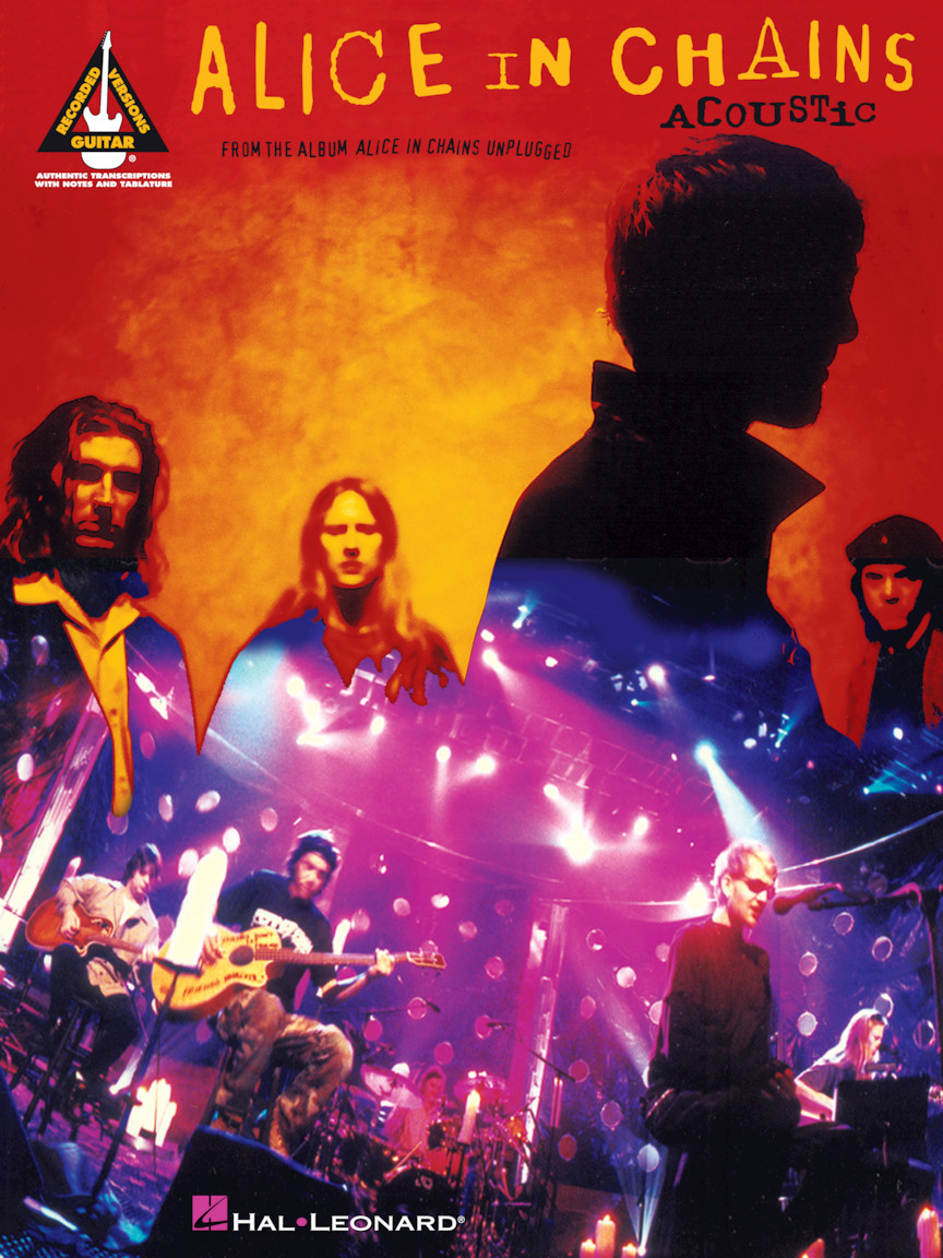 Product Cover for Alice in Chains – Acoustic