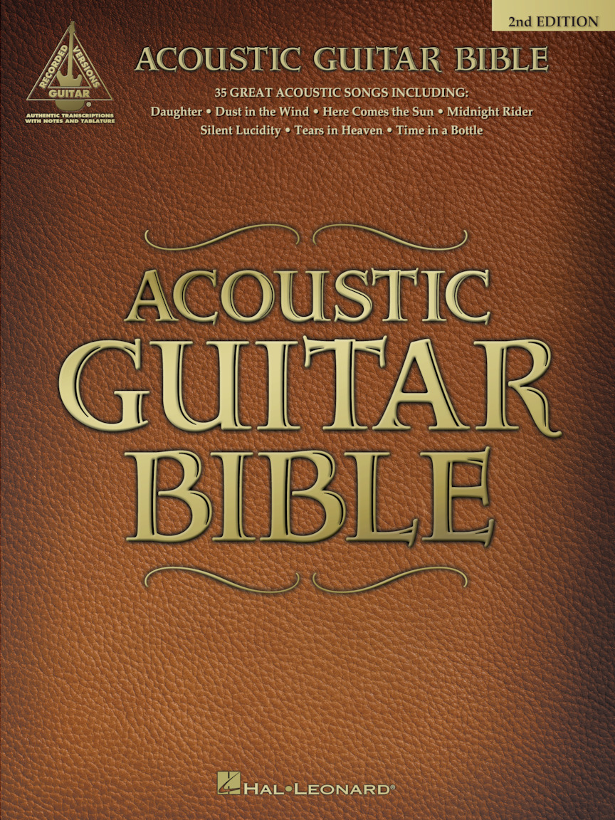 Product Cover for Acoustic Guitar Bible – 2nd Edition