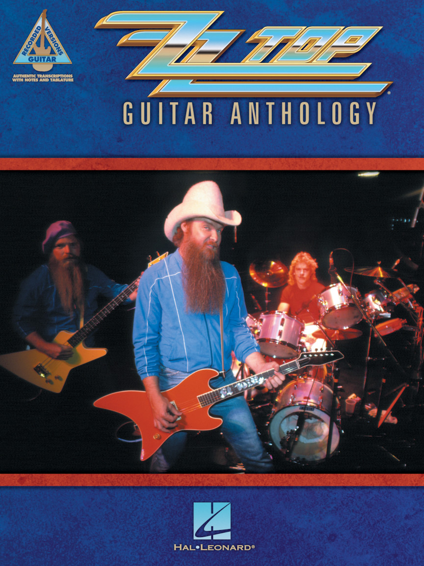 Product Cover for ZZ Top – Guitar Anthology