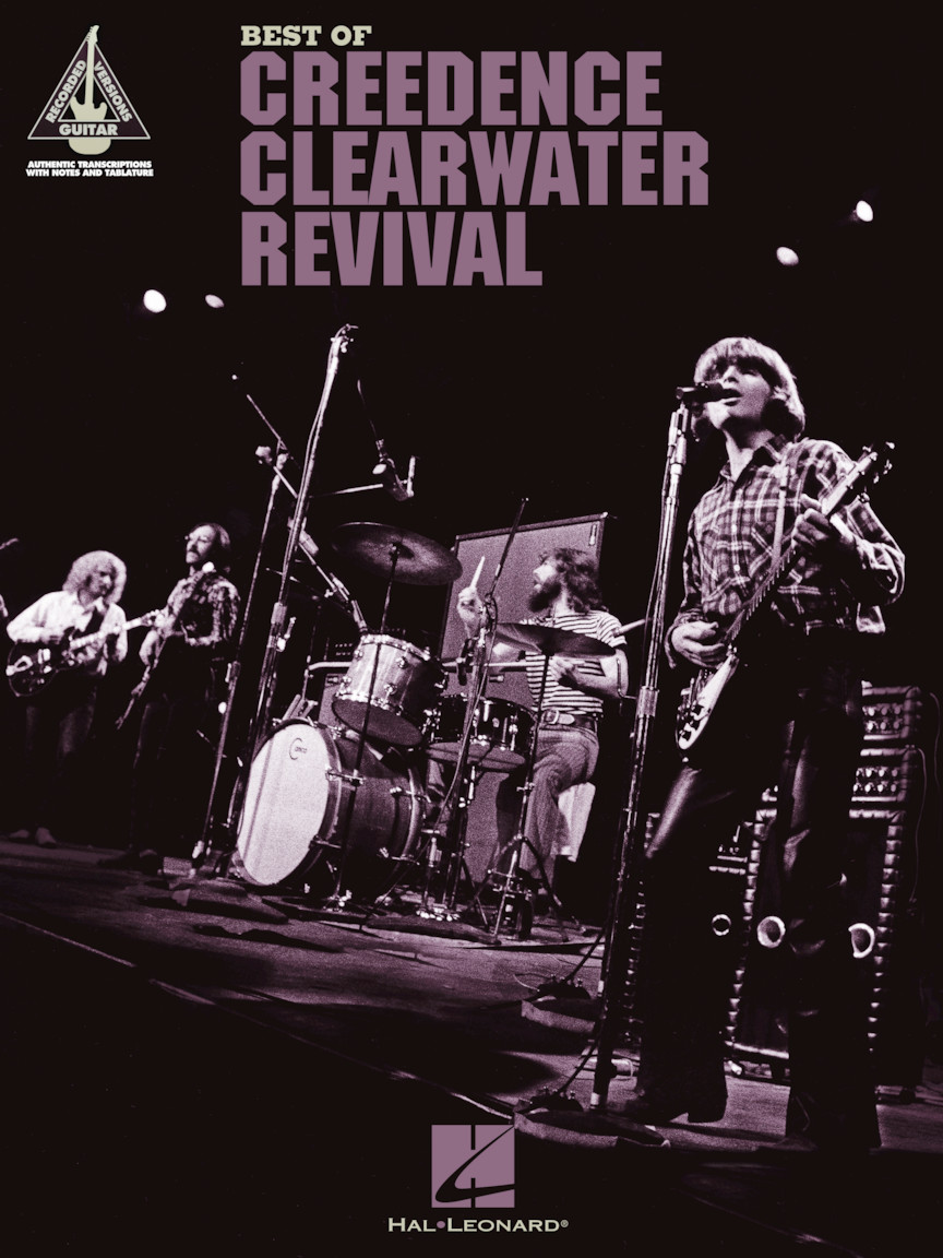 Product Cover for Best of Creedence Clearwater Revival
