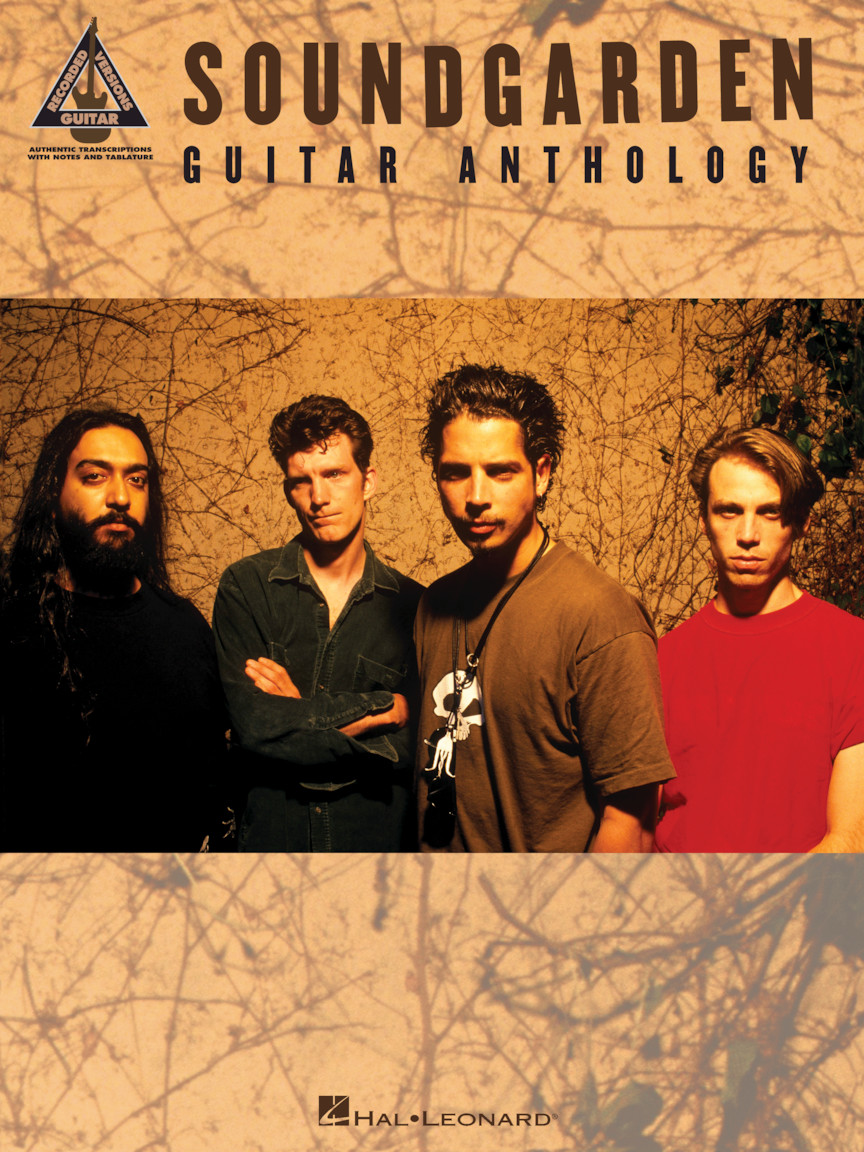 Product Cover for Soundgarden – Guitar Anthology