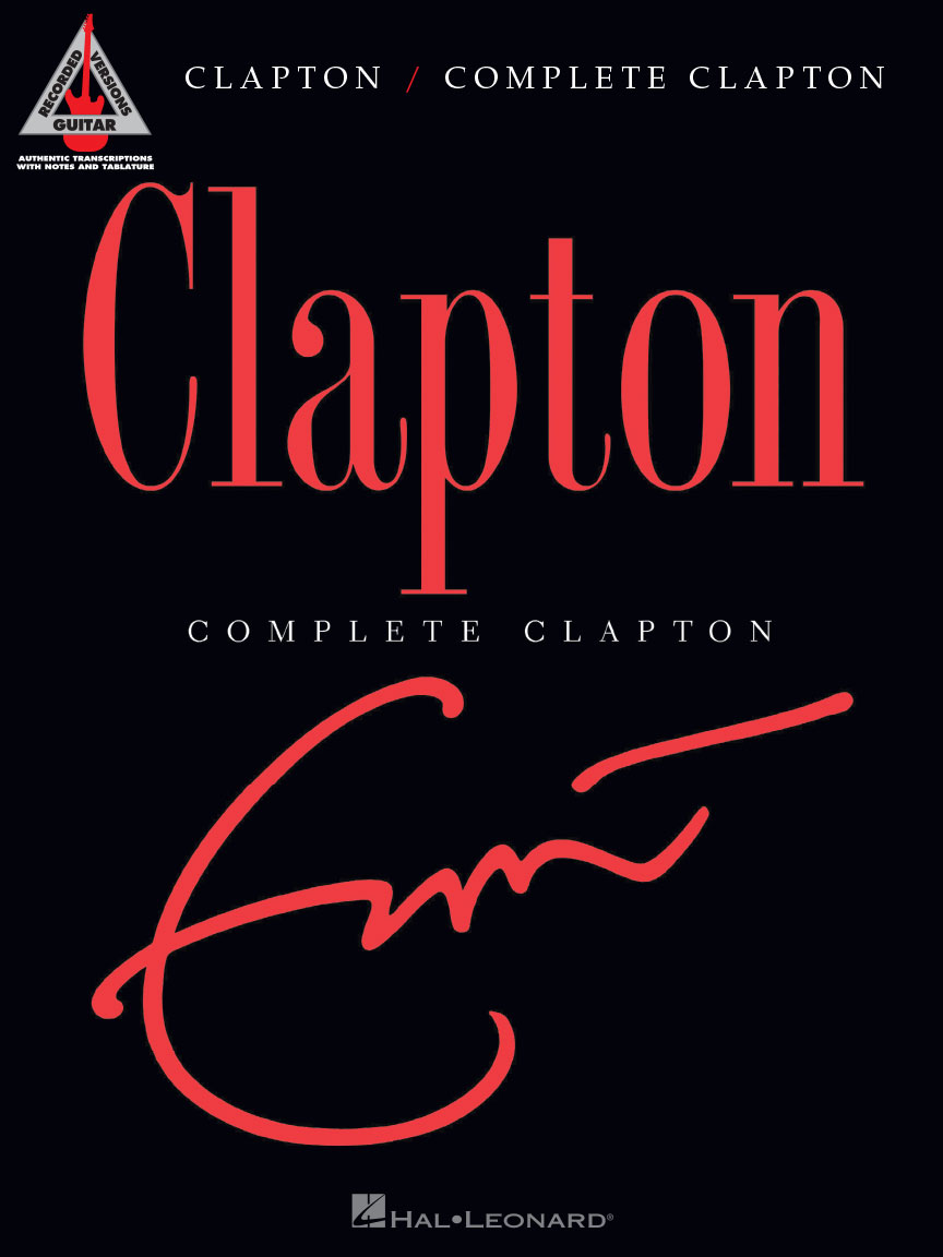 Product Cover for Eric Clapton – Complete Clapton