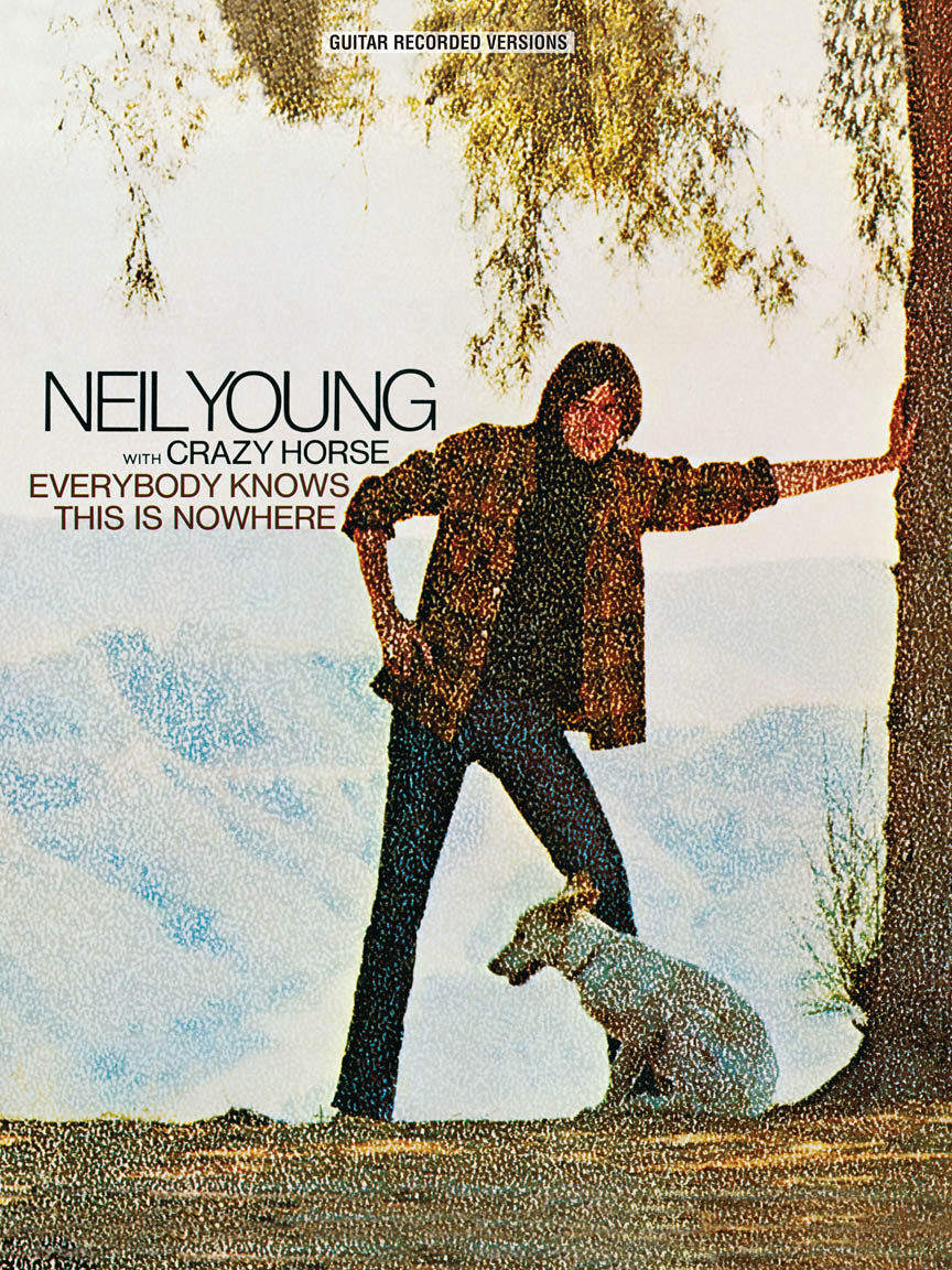 Product Cover for Neil Young – Everybody Knows This Is Nowhere