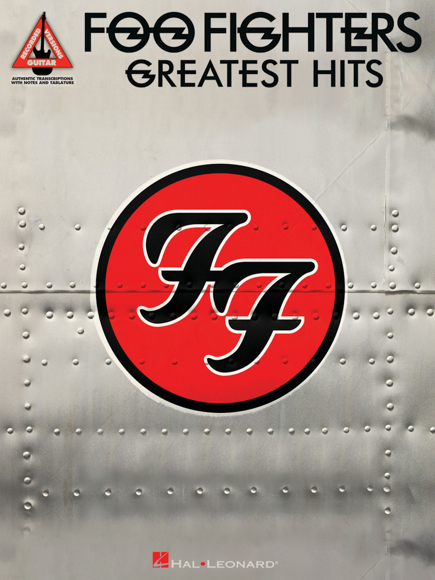 Product Cover for Foo Fighters – Greatest Hits