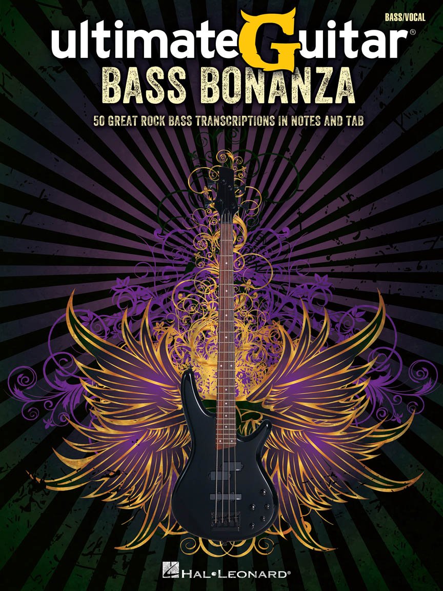 Product Cover for UltimateGuitar Bass Bonanza