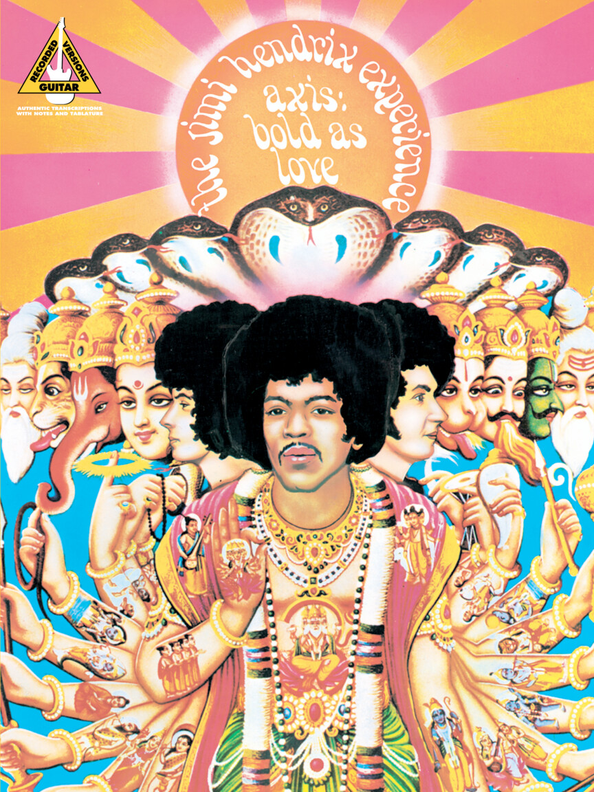 Product Cover for Jimi Hendrix – Axis: Bold As Love