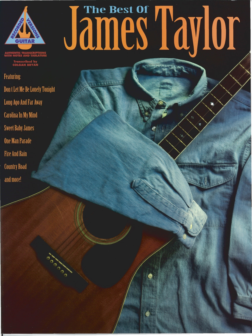 Product Cover for The Best of James Taylor