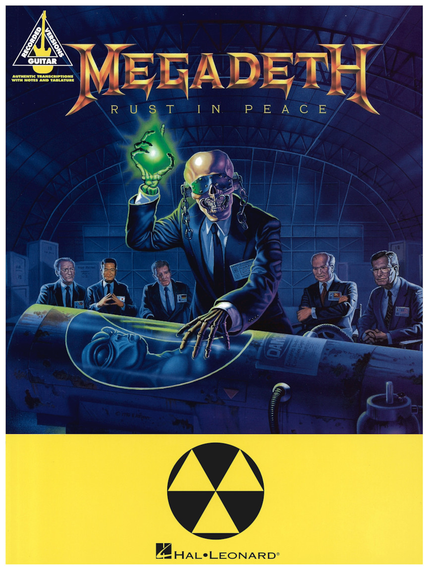 Product Cover for Megadeth – Rust in Peace