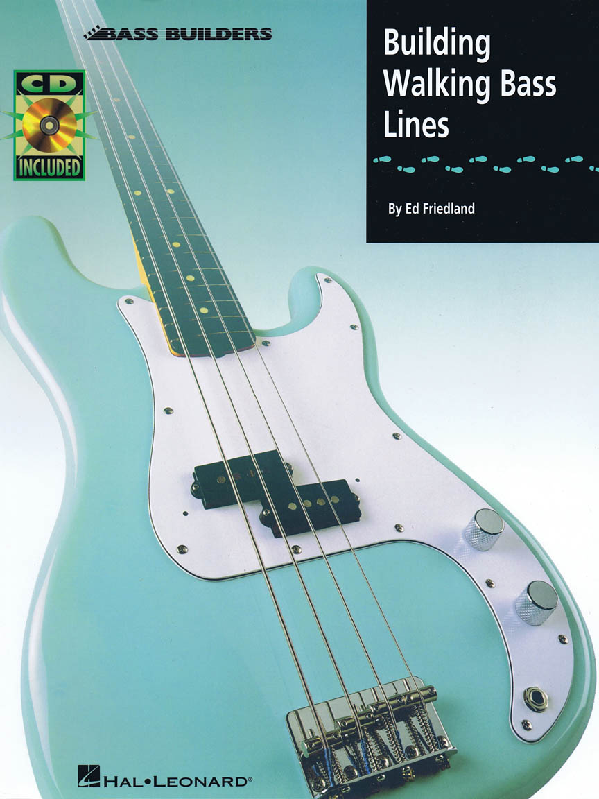Product Cover for Building Walking Bass Lines