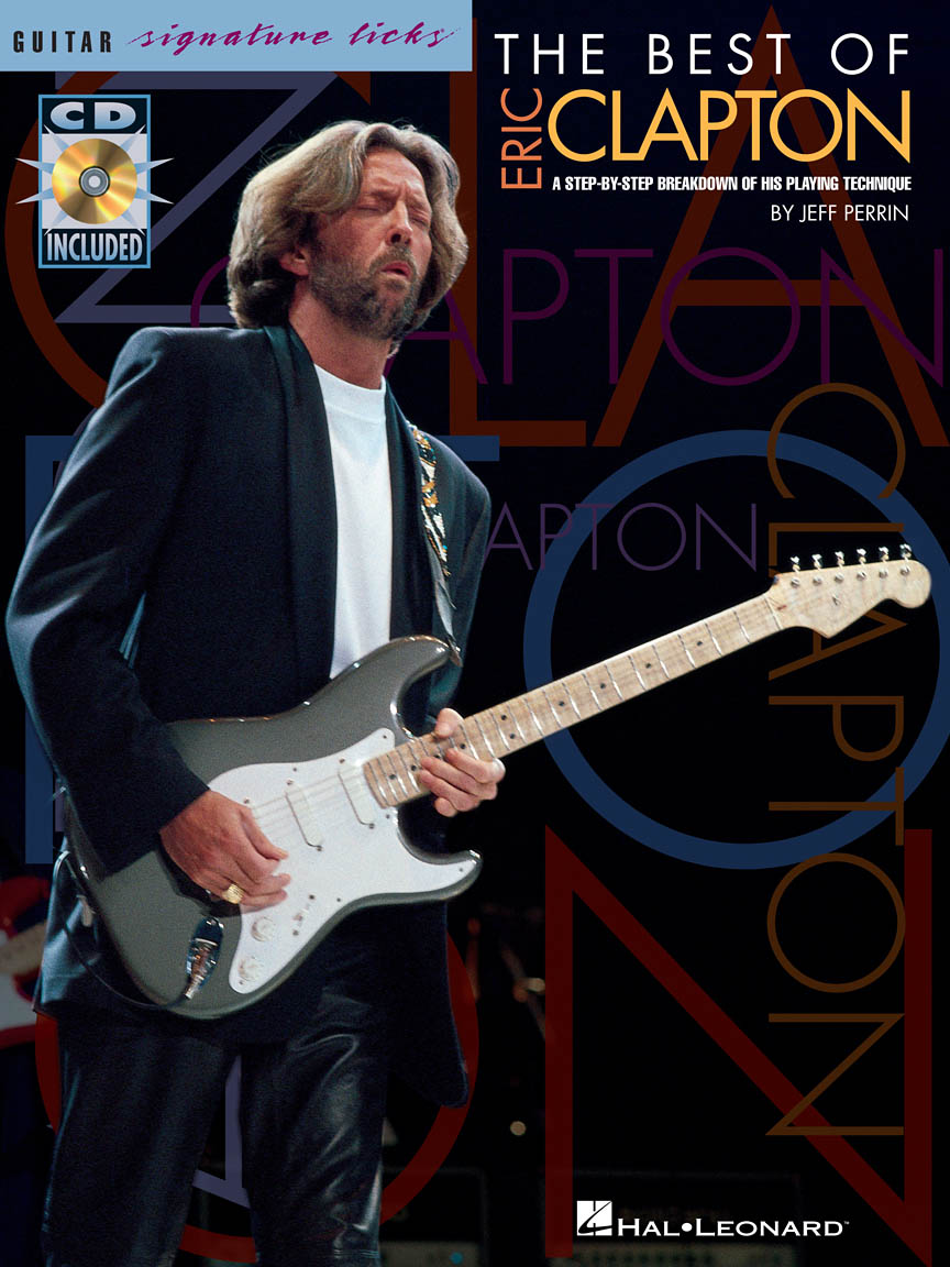 Product Cover for The Best of Eric Clapton