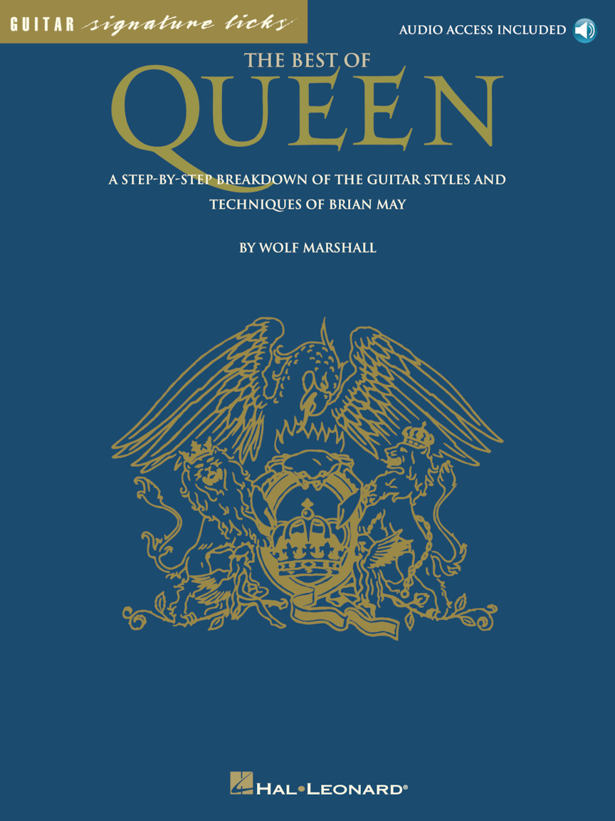 Product Cover for The Best of Queen