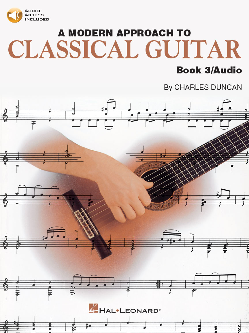 Product Cover for A Modern Approach to Classical Guitar
