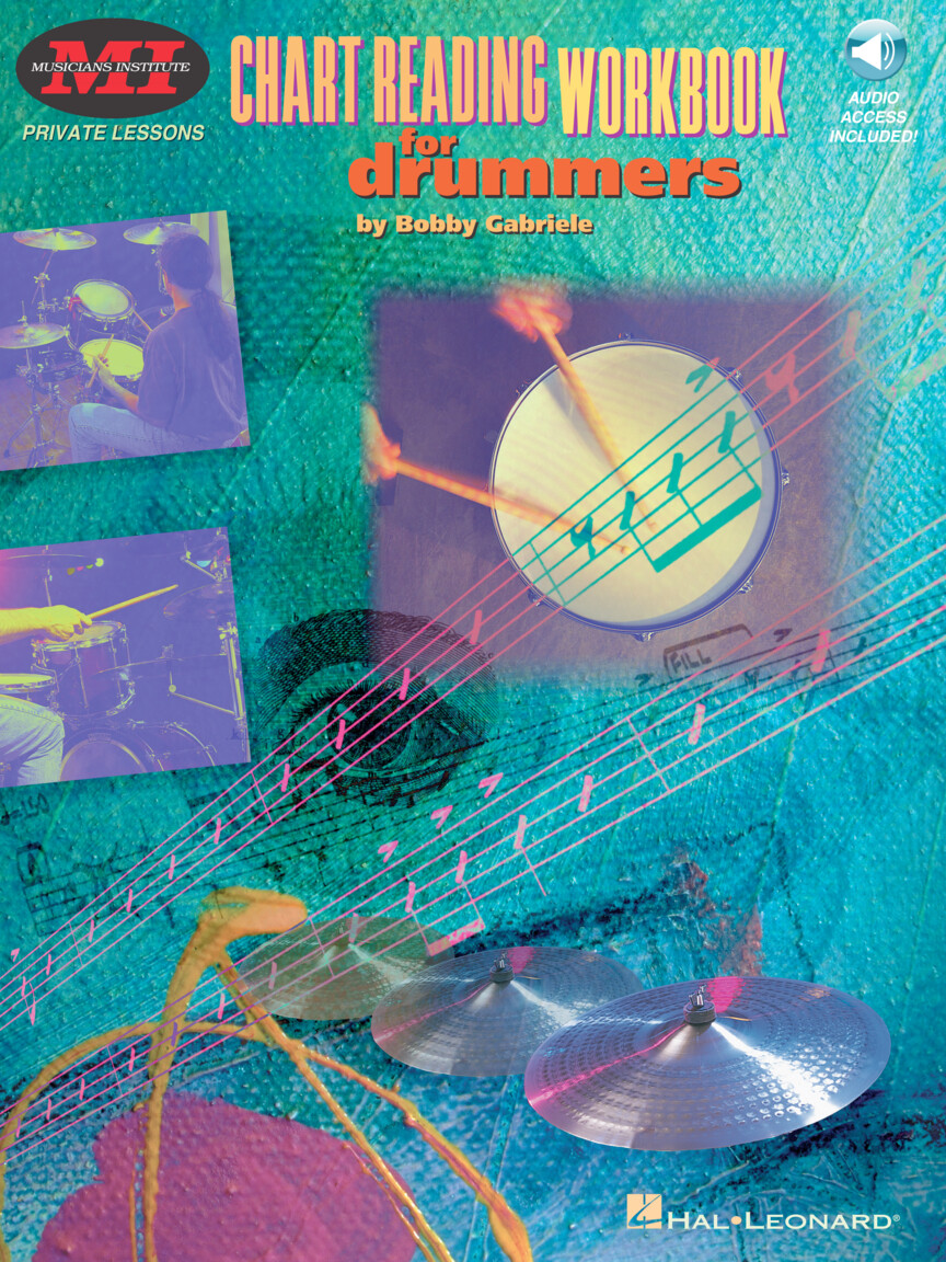 Product Cover for Chart Reading Workbook for Drummers