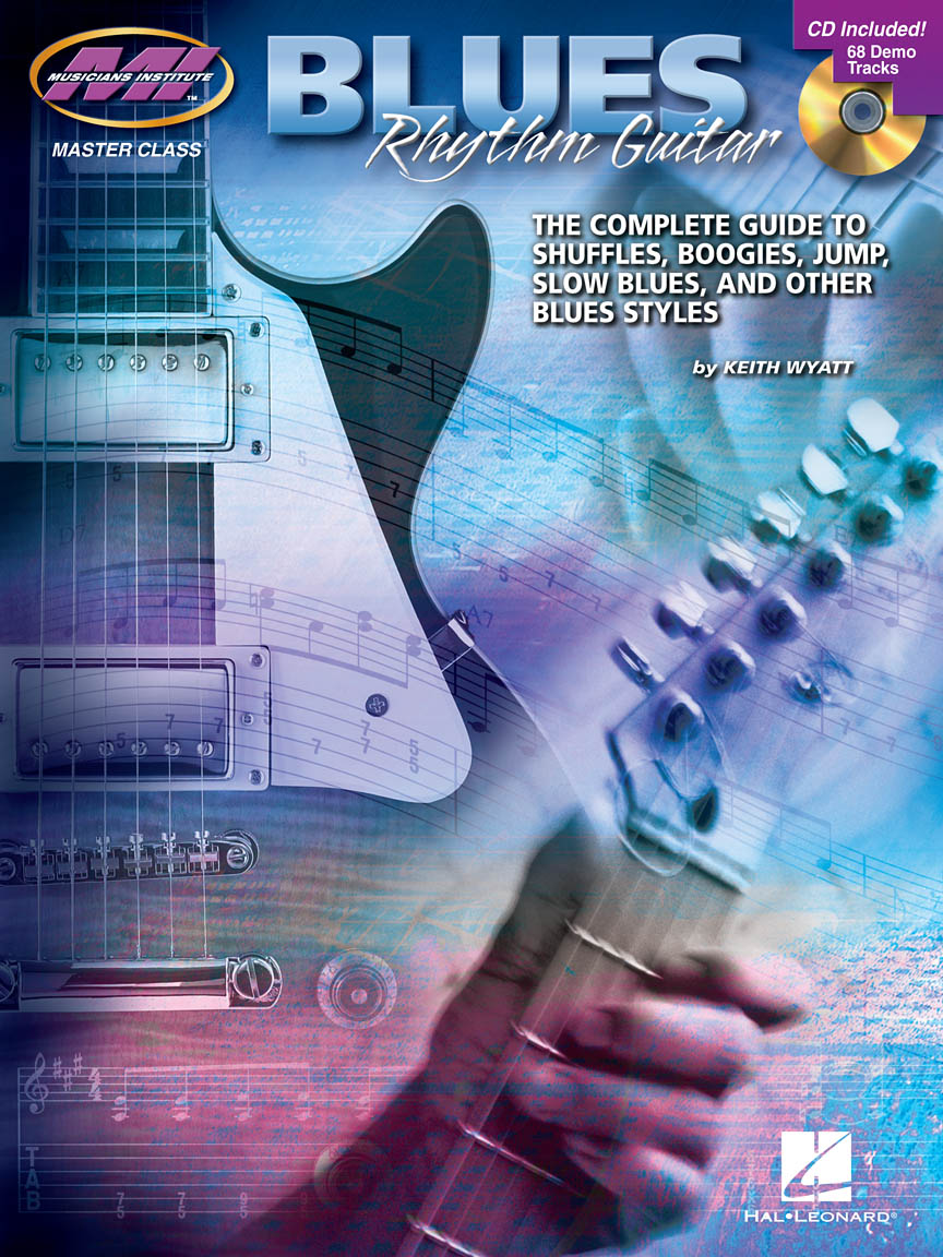Product Cover for Blues Rhythm Guitar
