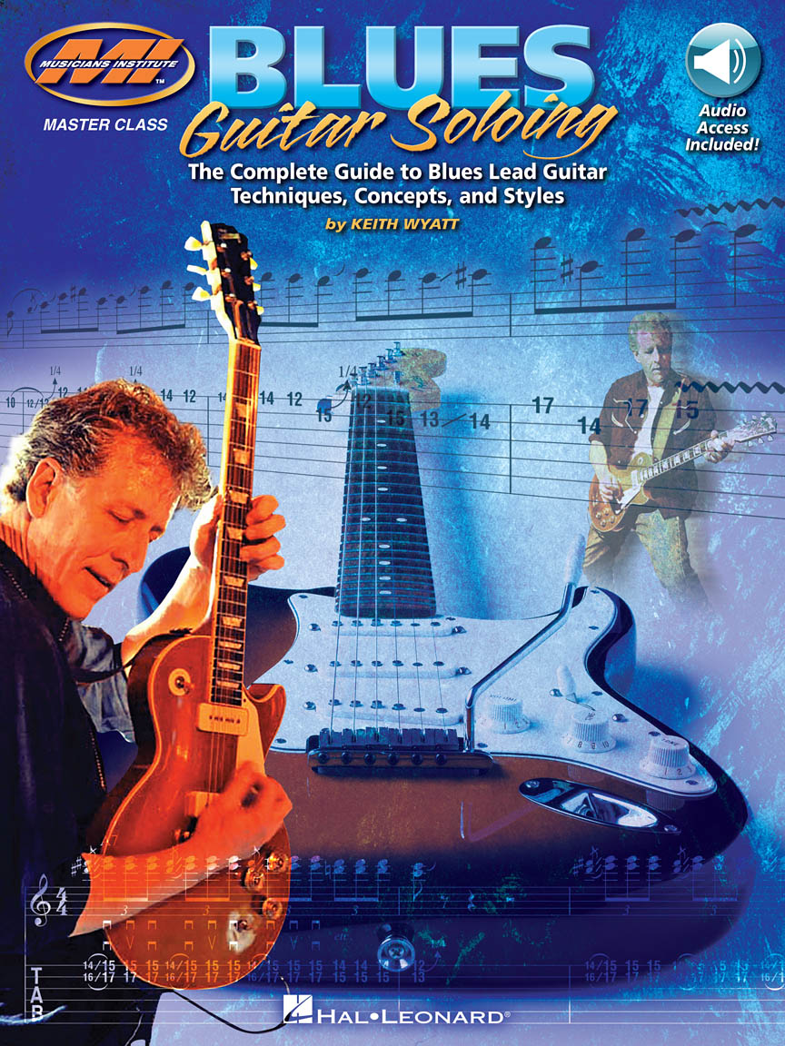 Product Cover for Blues Guitar Soloing: Master Class Series