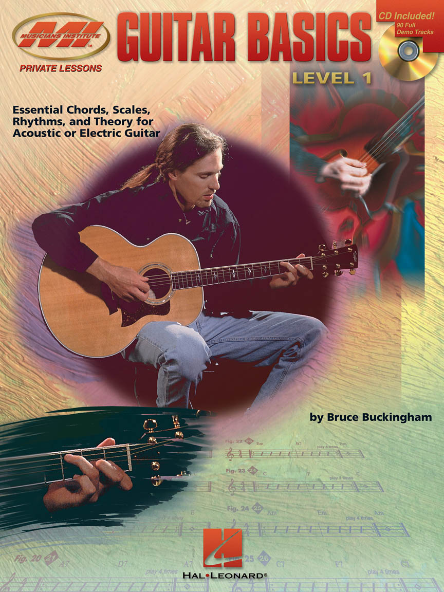 Product Cover for Guitar Basics