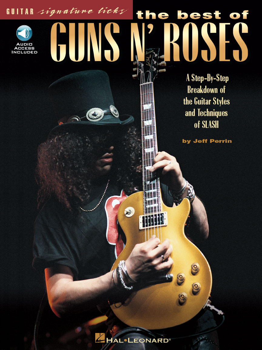 Product Cover for The Best of Guns N' Roses