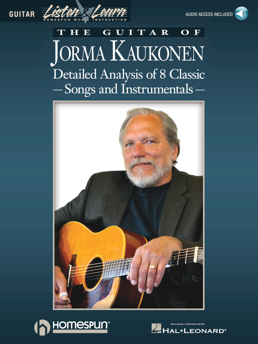 Product Cover for The Guitar of Jorma Kaukonen