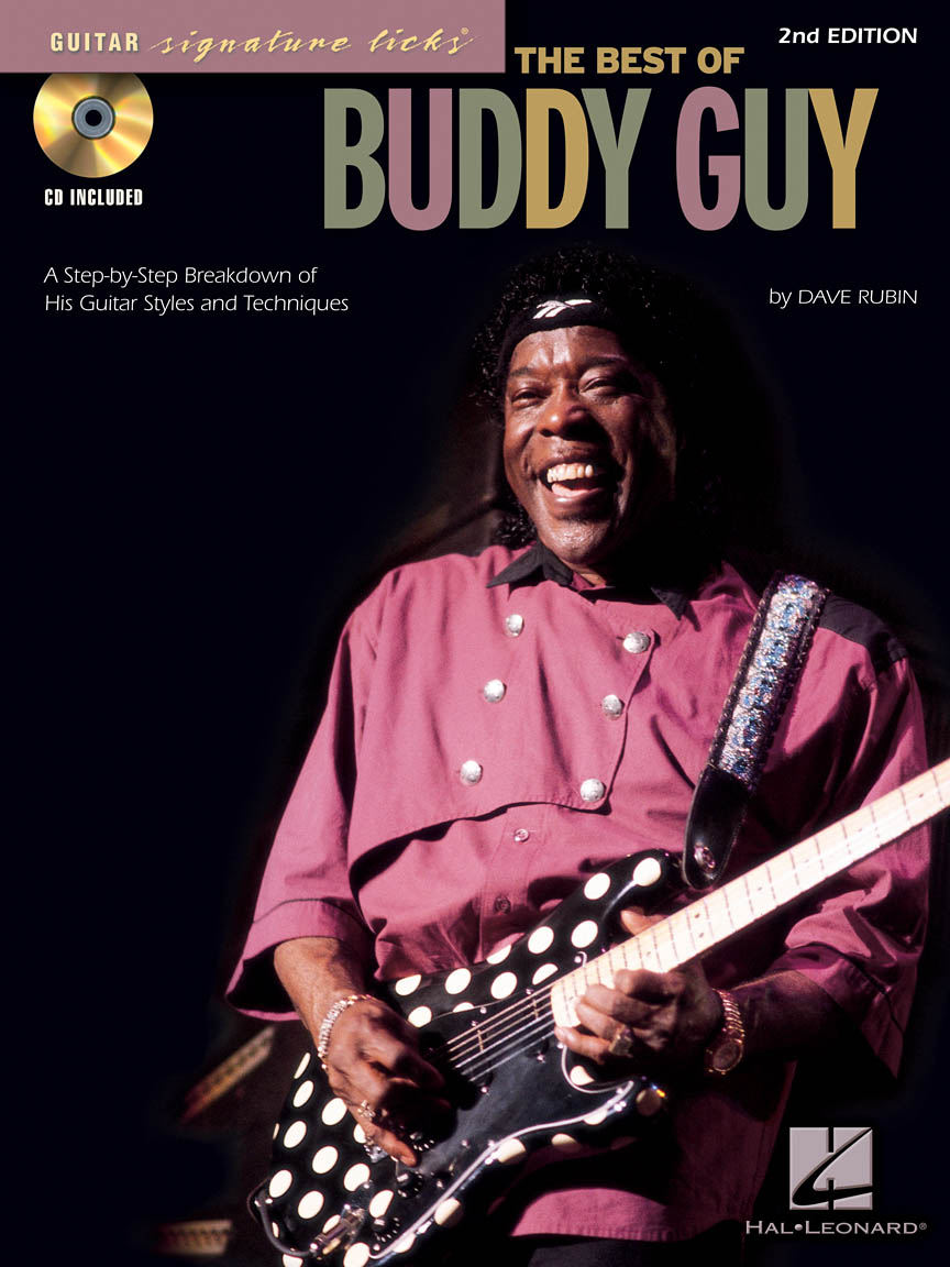 Product Cover for The Best of Buddy Guy – 2nd Edition