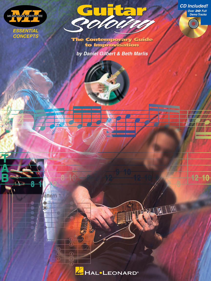 Product Cover for Guitar Soloing