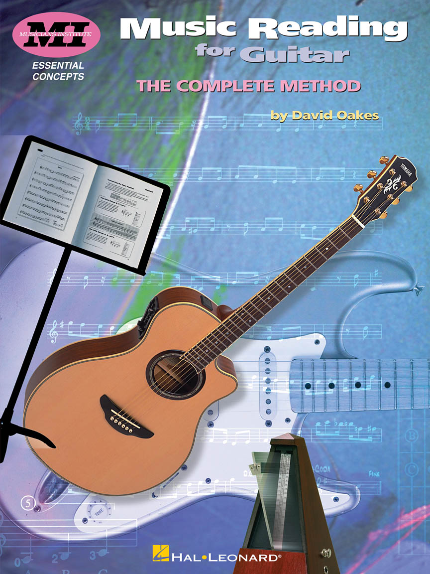 Product Cover for Music Reading for Guitar