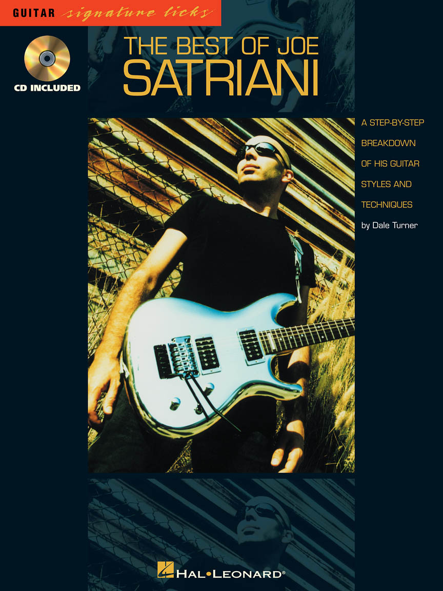 Product Cover for The Best of Joe Satriani