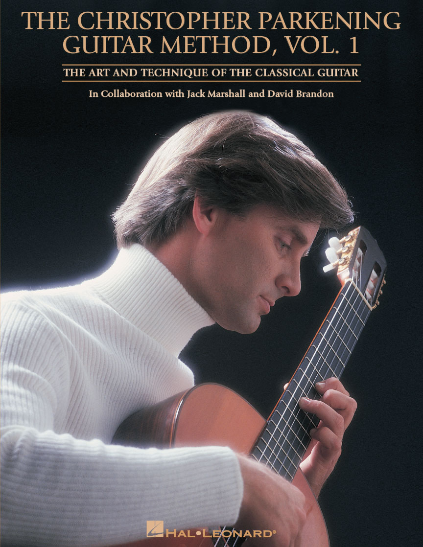 Product Cover for The Christopher Parkening Guitar Method – Volume 1 (Revised)