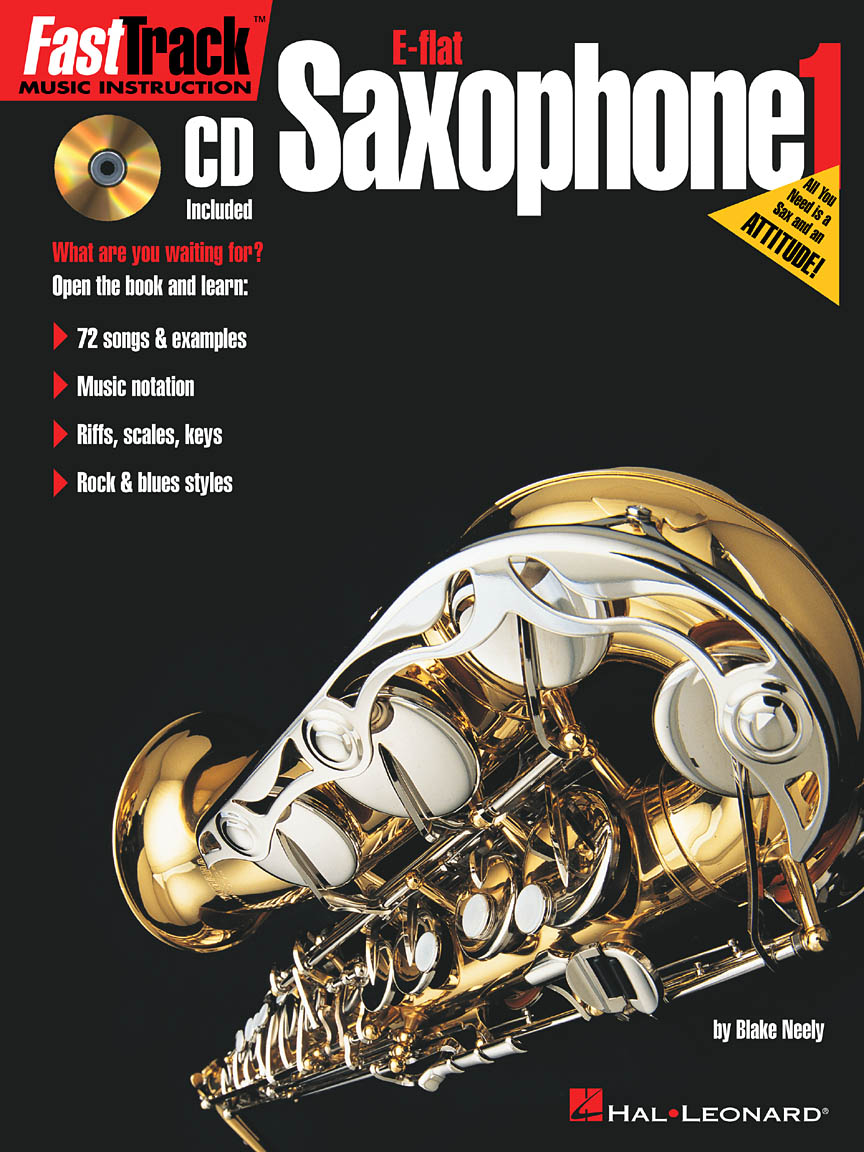 Product Cover for FastTrack E-flat Saxophone 1