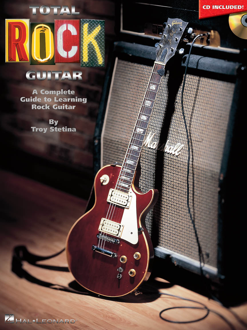Product Cover for Total Rock Guitar