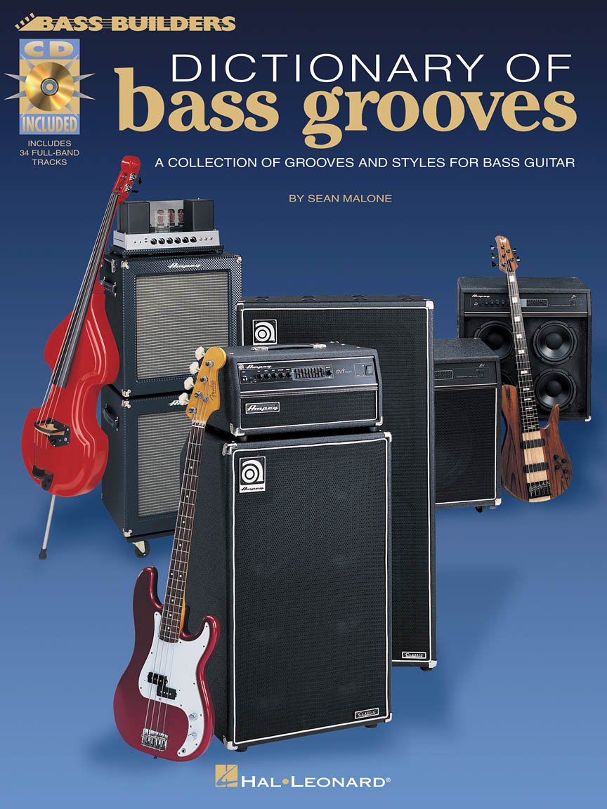 Product Cover for Dictionary of Bass Grooves