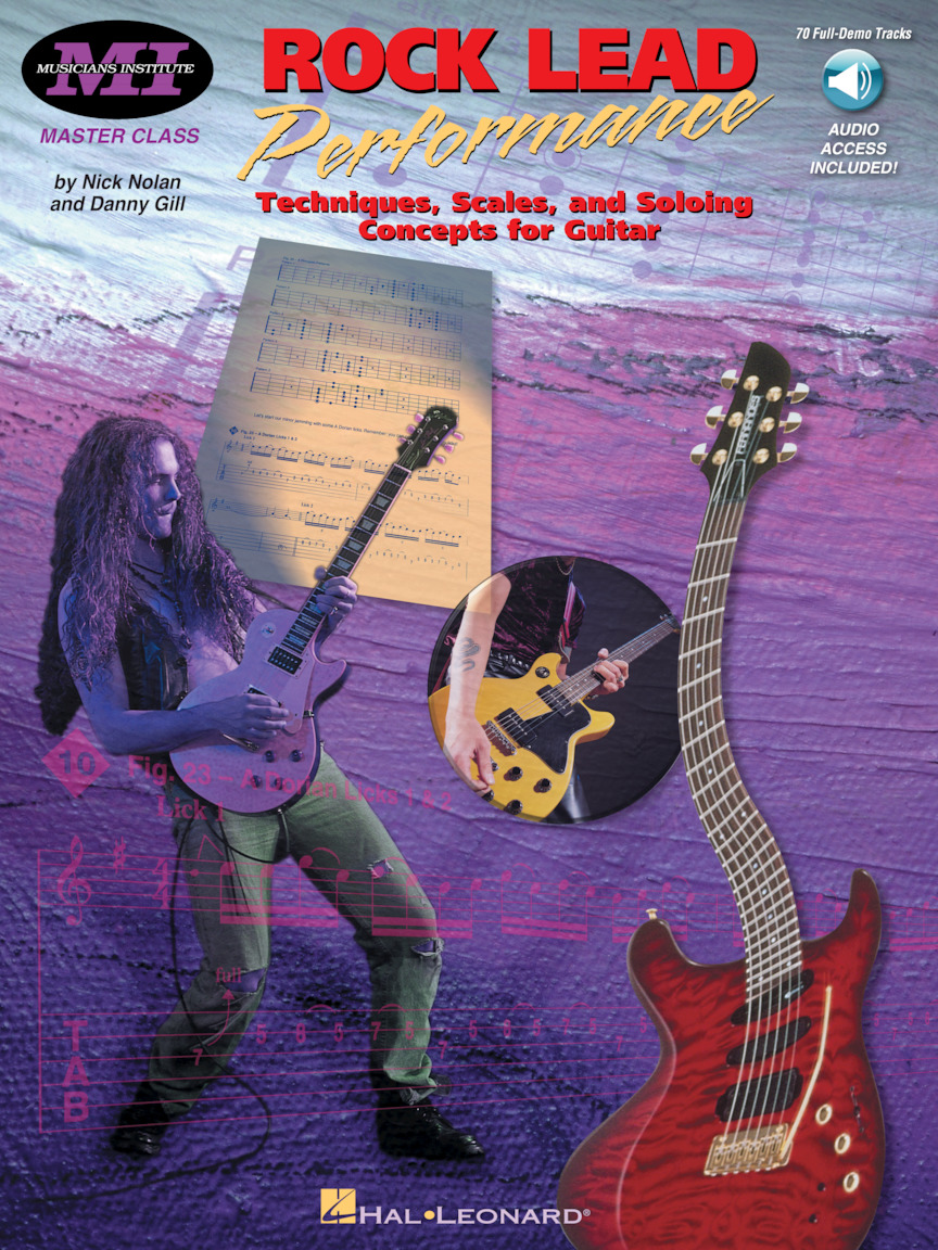 Product Cover for Rock Lead Performance