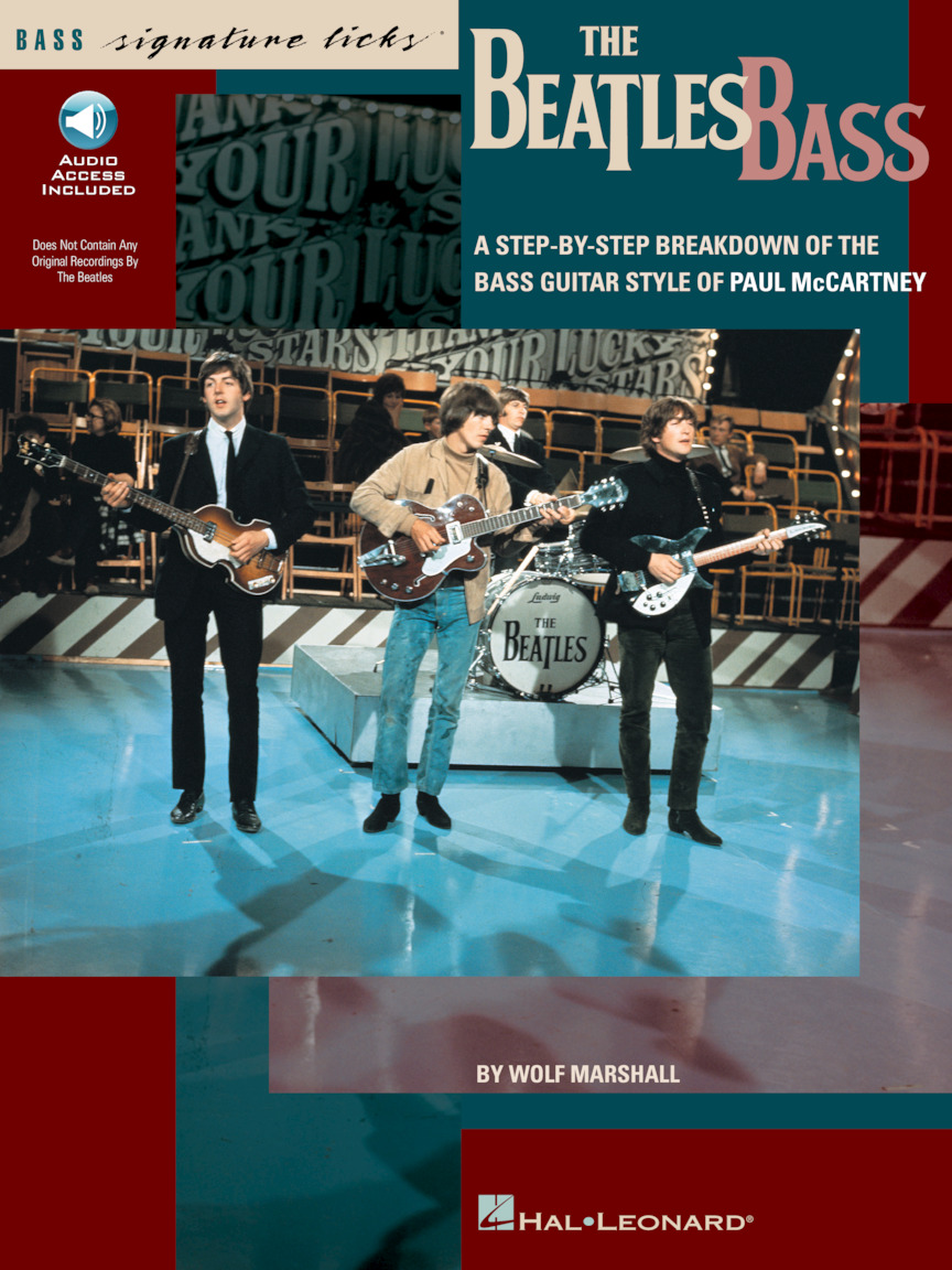 Product Cover for The Beatles Bass