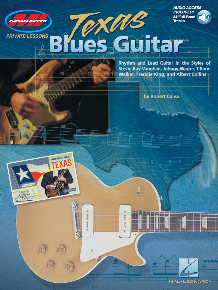 Product Cover for Texas Blues Guitar