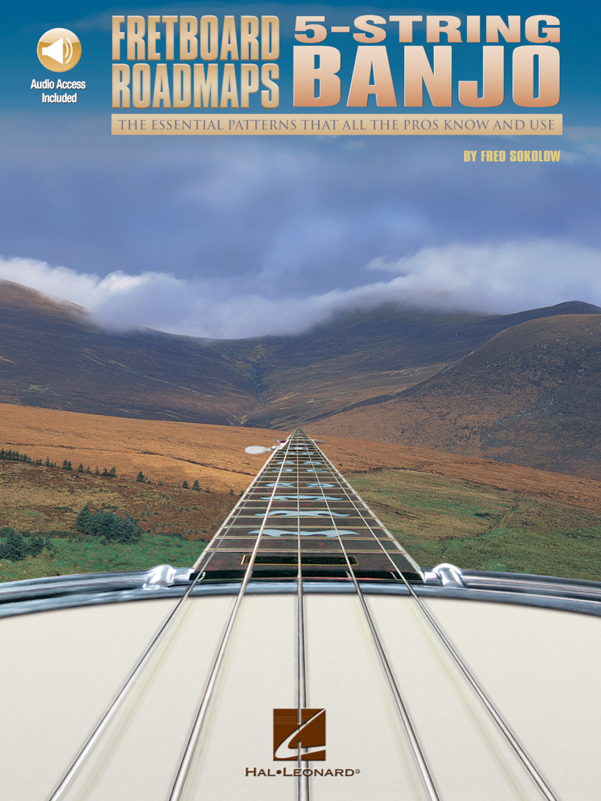 Product Cover for Fretboard Roadmaps – 5-String Banjo