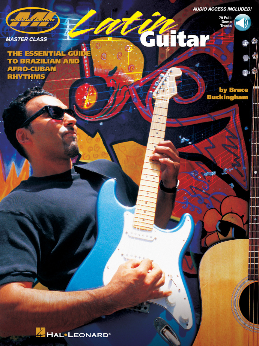 Product Cover for Latin Guitar