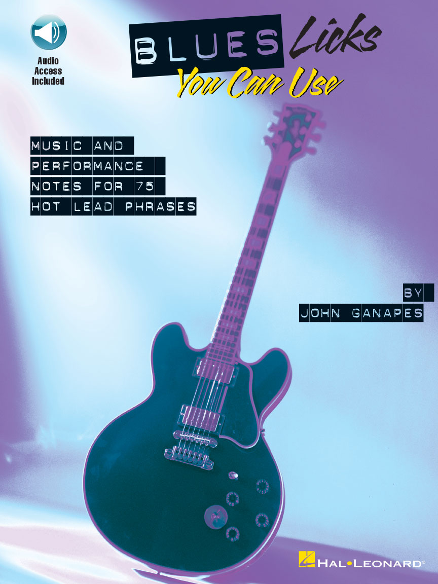 Product Cover for Blues Licks You Can Use