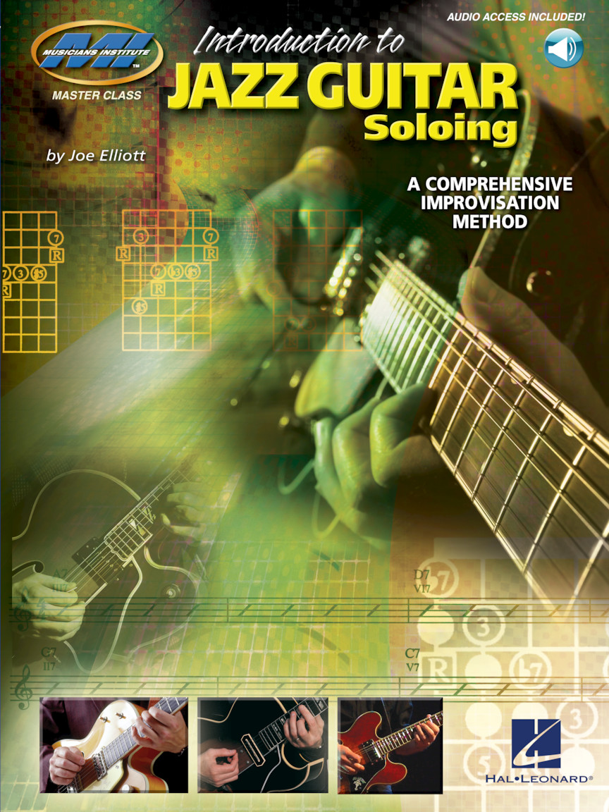 Product Cover for Introduction to Jazz Guitar Soloing