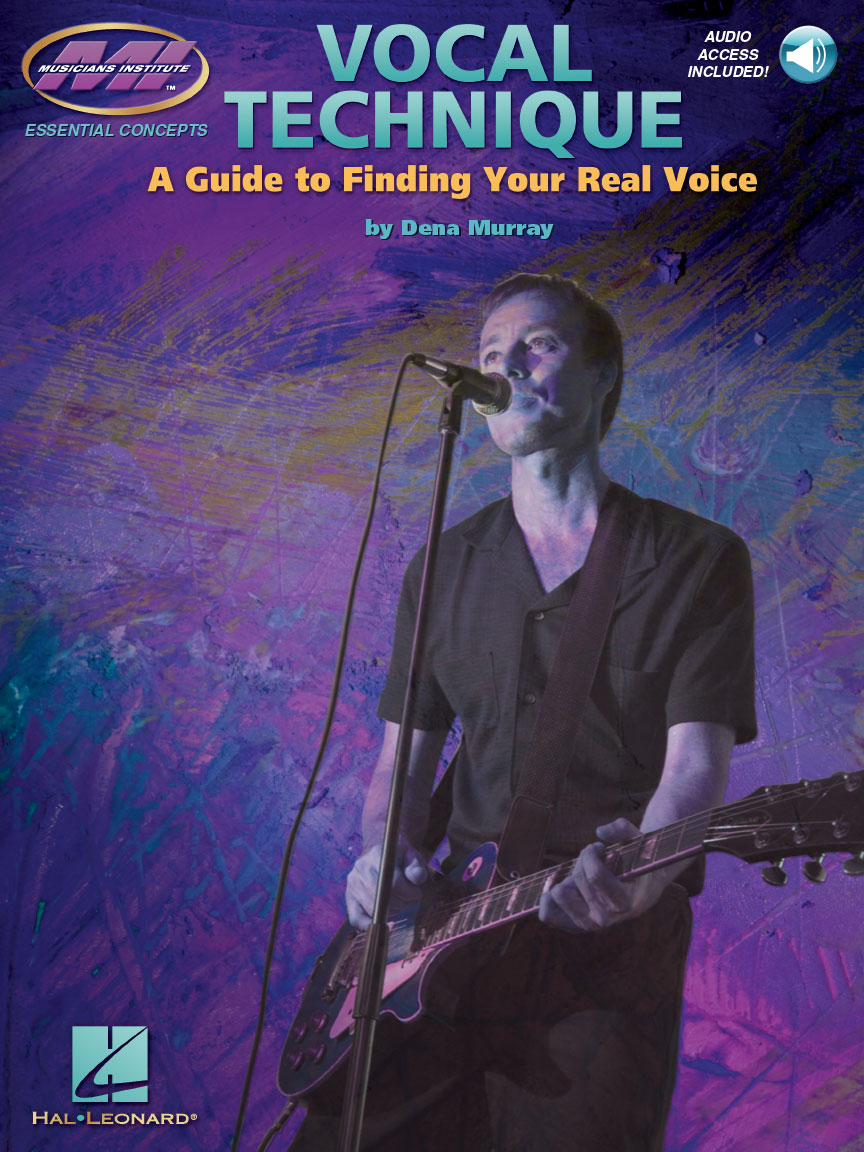 Product Cover for Vocal Technique - A Guide to Finding Your Real Voice