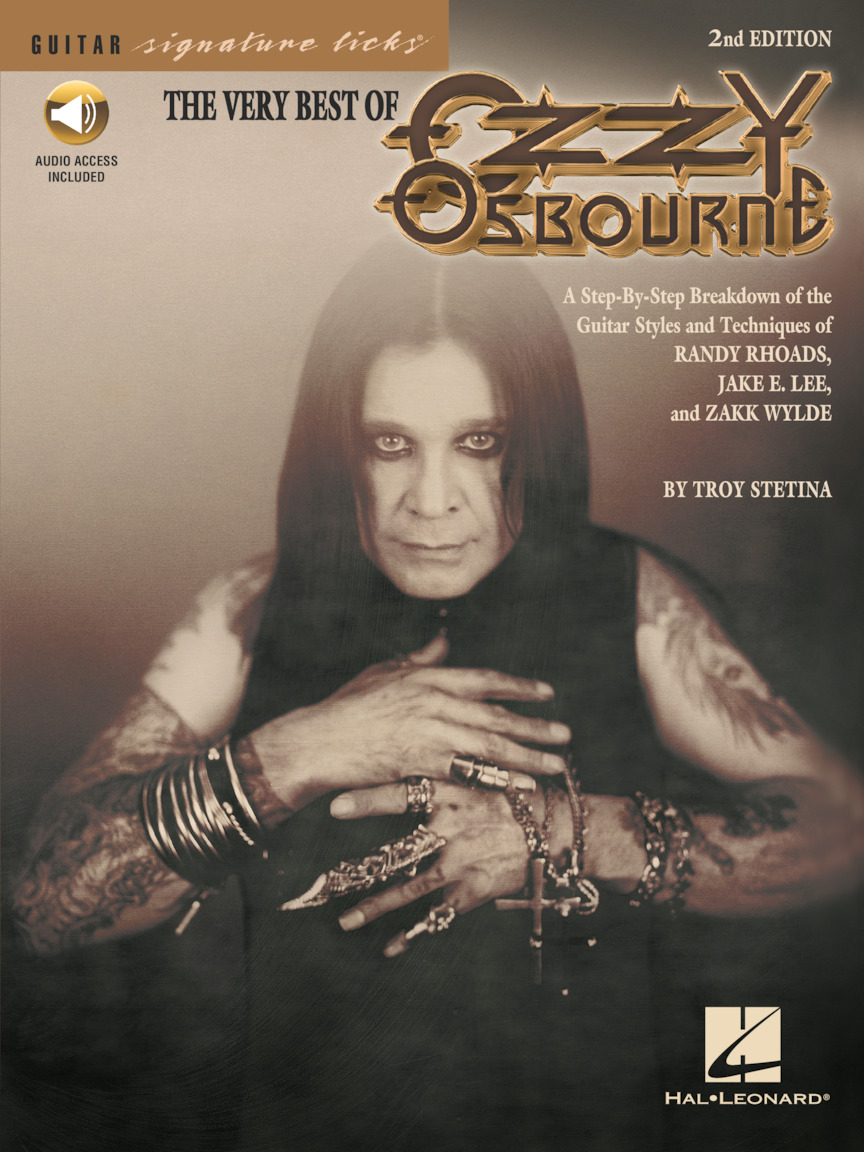 Product Cover for The Very Best of Ozzy Osbourne – 2nd Edition